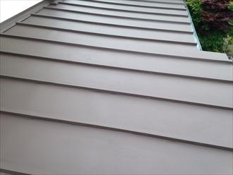 屋根葺き替え アフター