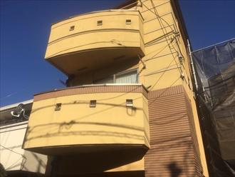 横浜市都筑区で屋根カバー工事中にお隣様より調査依頼