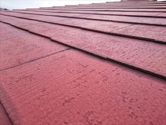 横浜市青葉区でスレートの上に金属屋根をカバー