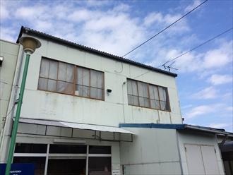 横浜市栄区の工場雨漏りで取り巻く環境を考慮した提案