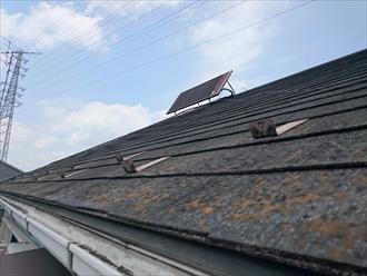 横浜市中区で屋根メンテナンスは塗装からカバー工事へ