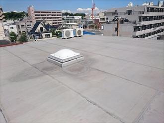 横浜市港北区で屋根の劣化で防水工事のご提案