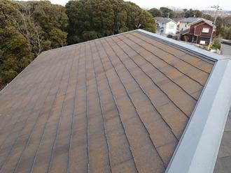 横浜市南区で屋根塗装の点検にお伺いしました