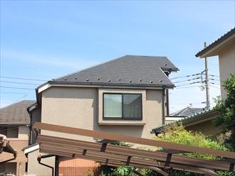 県央地区大和市の屋根点検で塗装ではなくカバー工事のご提案
