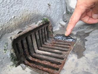 横浜市栄区で防水からの雨漏りをピンポイントで直します