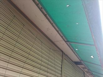 横浜市旭区で店舗の外壁をサイディングでリフォーム