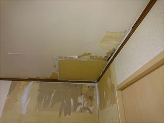 横浜市南区でトタン屋根の劣化によって葺き替え工事のご提案