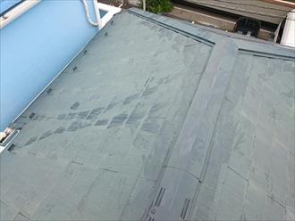 横浜市都筑区で2回目のメンテナンスで屋根カバー工事