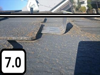 横浜市金沢区で屋根を葺替えるか塗装するかお悩み中