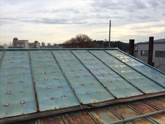 屋根外景①