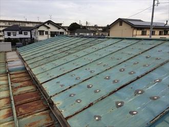 屋根外景②