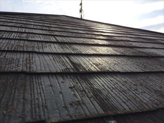 横浜市西区で棟板金のめくれを契機に屋根調査