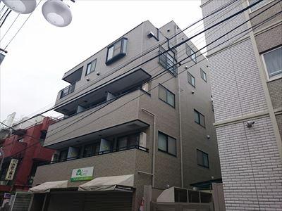 横浜市港北区|雨漏り修理に横葺き屋根カバーとラ・ドゥーナスⅡSFで外壁カバー工事