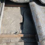 戸塚区 瓦の破損