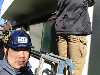 横浜市港北区で棟の破損が直ぐに雨漏りに繋がるの?