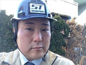 横浜市磯子区築10年のルーフバルコニー床へ通気緩衝工法