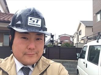 横浜市都筑区長年使用した瓦の劣化と瓦を降ろす時期