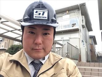 横浜市瀬谷区雨樋と配管の繋ぎ目が地中に埋まり交換できない