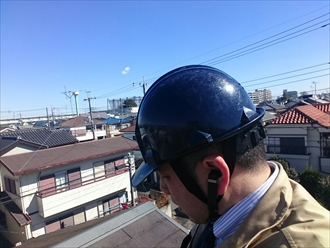 川崎市幸区で築20年の屋根をカバー工事にするか塗装工事か検討中