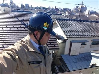 横浜市鶴見区のお客様から瓦屋根についてのご質問