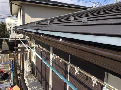 横浜市旭区|雨樋交換工事で割れによる漏水を改善!