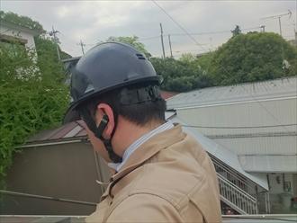 横浜市神奈川区でスレート屋根を保護するためにカバー工事のご提案