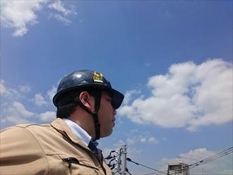 横浜市緑区で強風の時だけ雨漏りする原因は?