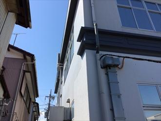 ALC工場外壁
