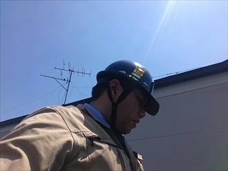 横浜市鶴見区で雨漏りの原因は瓦屋根の傷みにありました