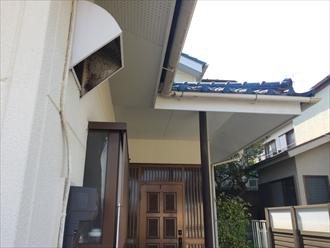 横浜市都筑区おろそかになりやすい銅線や漆喰のメンテナンス