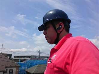 横浜市中区の雨漏り修理には防水工事が必要です