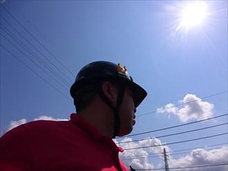 横浜市瀬谷区でご近所から指摘された漆喰の剥がれ調査