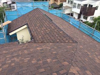 屋根カバー,シングル材