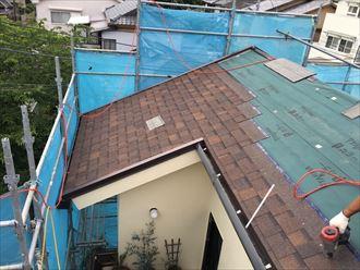 アルマ屋根カバー