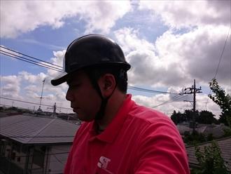 横須賀市で雨漏りしている折板屋根を修理します