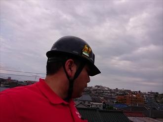 横浜市瀬谷区で屋根カバー工事をおこなった建物の定期点検