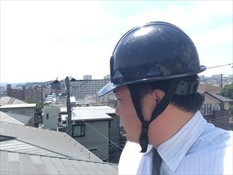 横浜市戸塚区スレートが部分的に急に割れてしまう理由とは