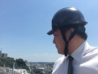 横浜市港南区1度塗装したスレートの次の調査目安とは