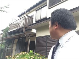 横浜市南区割れたり古くなったベランダ屋根の張り替えも対応