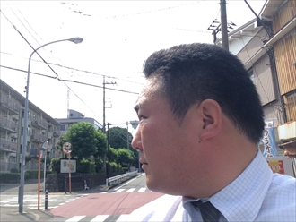 横浜市西区古いアクリル製波板はポリカーボネート製へ交換