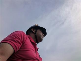 ボロボロに劣化したニチハのパミールでお悩みの方にはカバー工事が最適です|横浜市青葉区