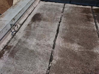 アスファルト防水のジョイント