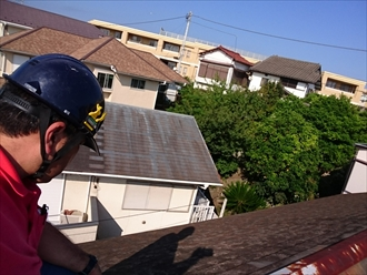 神奈川県藤沢市で築30年で初めての屋根メンテナンス