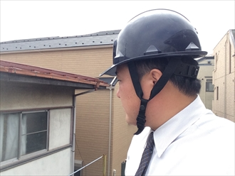 横浜市金沢区雨樋からの水漏れにより思わぬ工事が必要になる