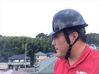 横浜市青葉区屋根の中にある雨樋も交換が可能です