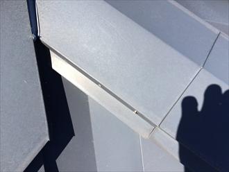 金属屋根③