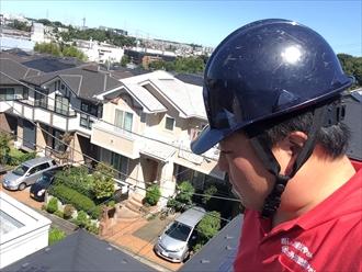 横浜市鶴見区|10年以上経過した金属屋根はそろそろ塗装を視野にいれましょう