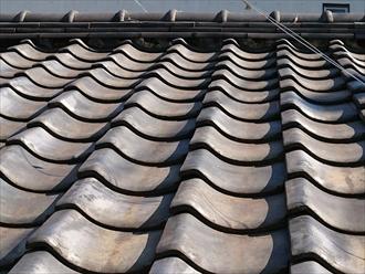 横浜市鶴見区|屋根の瓦が一枚ズレての雨漏り~調査