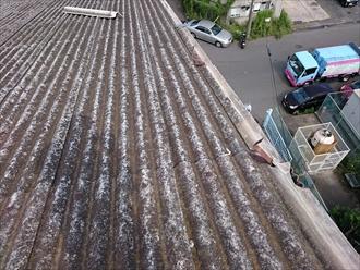 住宅だけではなく工場の屋根修理も対応いたします|横浜市金沢区