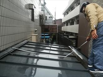 屋根寸法・調査